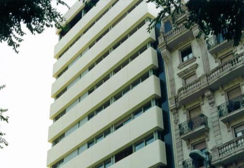 Edificio rehabilitado