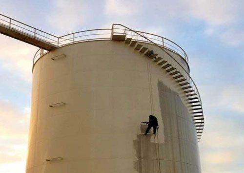 Trabajos verticales para la industria en Tarragona