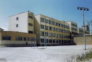 Fachada instituto Vidal y Barraque