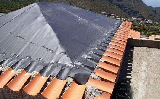 Impermeabilización de tejados. que debemos de saber