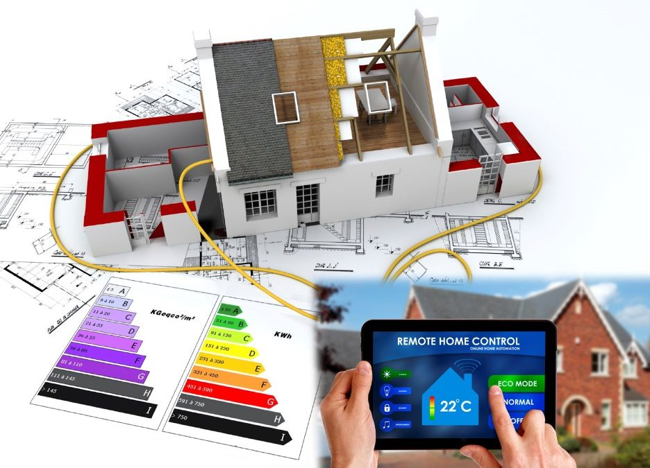 Casas domóticas: Viviendas inteligentes