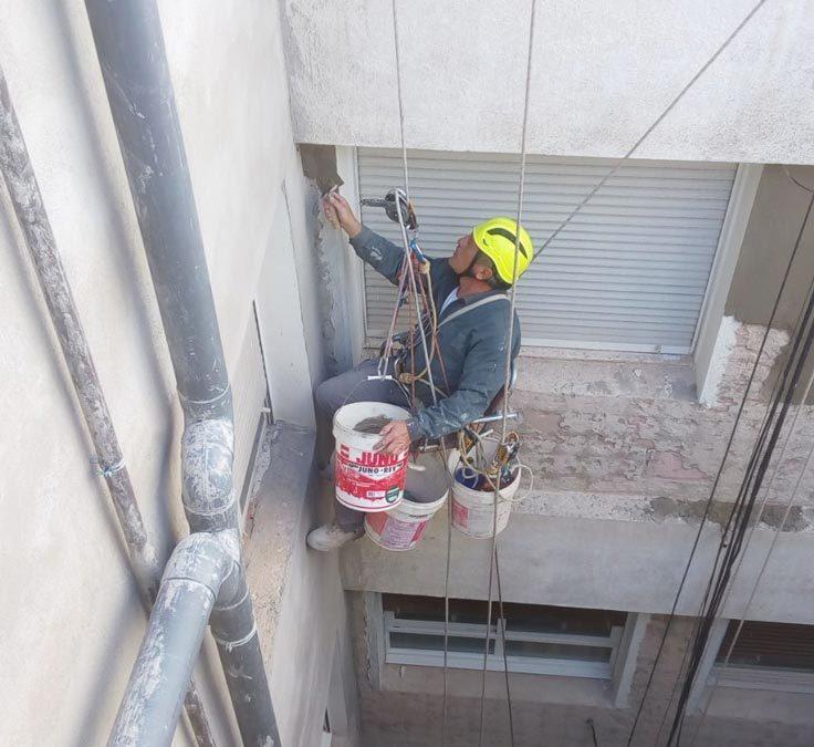 El Mantenimiento y el Cuidado de las Fachadas