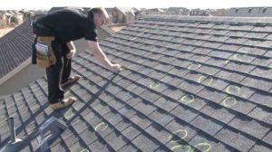 Inspección de tejados